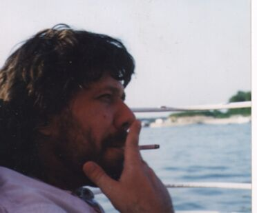 Belgrade, Sava river, June 1996